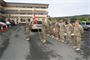 The eight-man 565th Engineer Detachment Forward Engineer Support Team-Advance (FEST-A)returned from its nine-month deployment to Afghanistan to its home base at Honolulu District Jan. 24 where they were welcomed with cheers, flower leis and hugs from family members and District co-workers.
